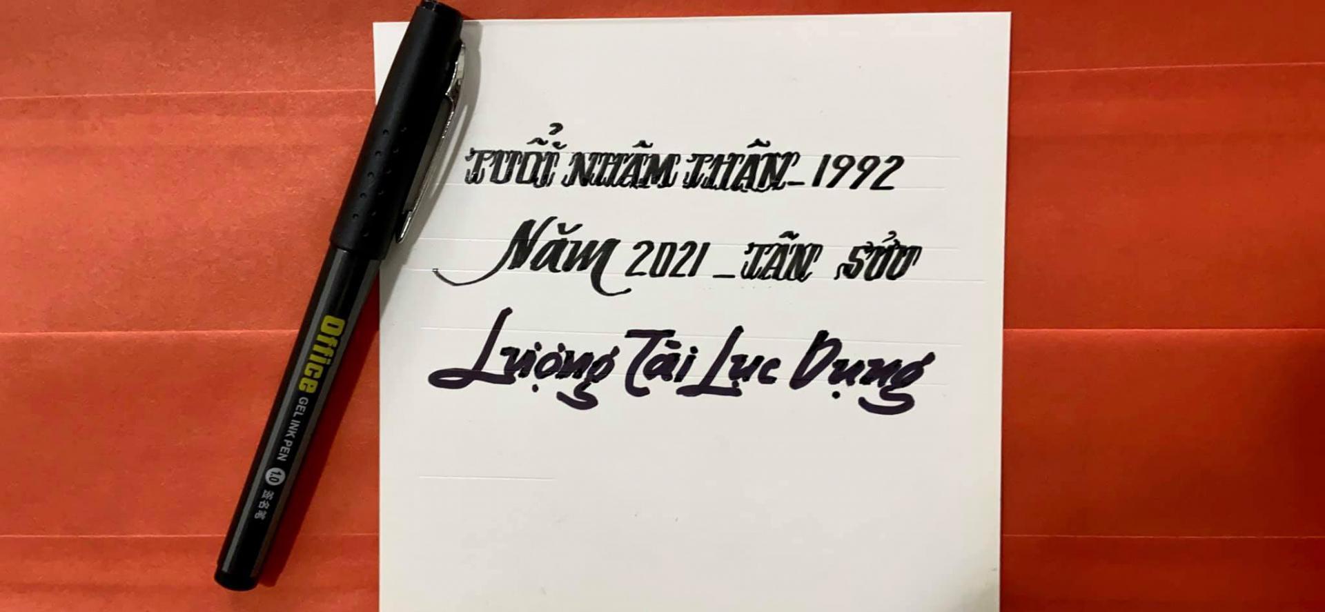 Nhâm Thân 1992 trong năm 2021 - Lượng Tài Lục Dụng