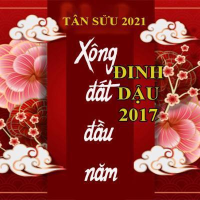 Tuổi Xông Đất 2021 cho gia chủ tuổi Đinh Dậu 2017